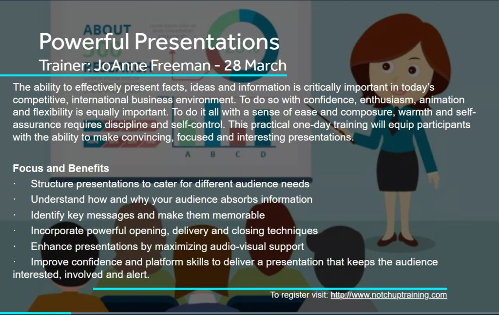 powerful presentations notchup training
